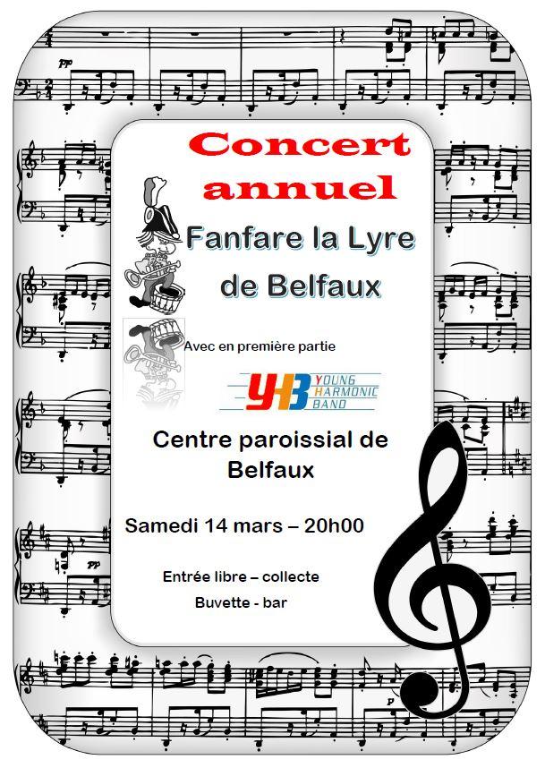Concert annuel 2020